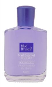 Blue Heaven, Nail Enamel Remover, 60ml