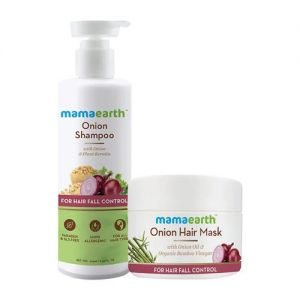 Mamaearth Onion Hair Care Combo