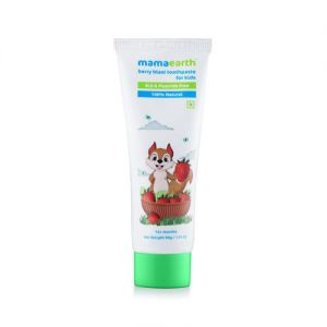 Mamaearth 100% Natural Berry Blast Kids Toothpaste
