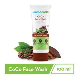 Mamaearth CoCo Facewash, With Coffee & Cocoa For Skin Awakening
