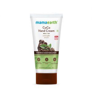 Mamaearth CoCo Hand Cream with Coffee & Cocoa for Rich Moisturization