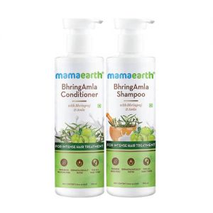 Mamaearth BhringAmla Anti Hair Fall Express Kit