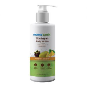 Mamaearth Skin Repair Body Lotion With Mango & Kokum Butter