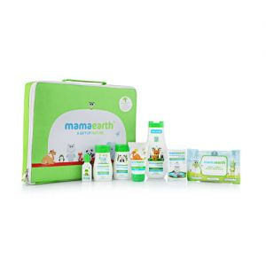 Mamaearth Gift of Nature Kit for Newborns and Babies