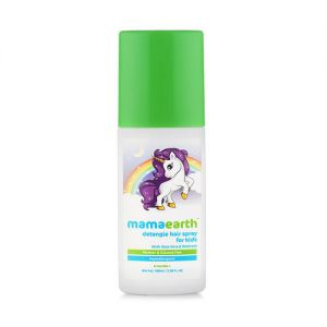 Mamaearth Detangle Hair Spray for Kids with Aloe Vera and Beetroot Extract