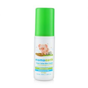 Mamaearth Clean Cuties Skin Cleanser