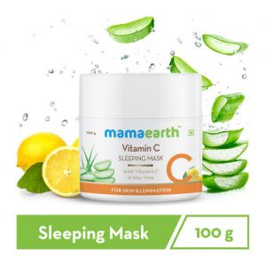 Mamaearth Vitamin C Sleeping Mask (100gm)