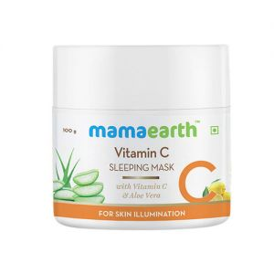 Mamaearth Vitamin C Sleeping Mask