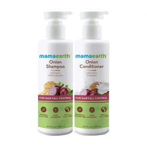 Mamaearth Anti Hairfall Express Kit - Onion