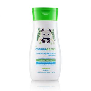 Mamaearth Moisturizing Daily lotion for Babies-200ml