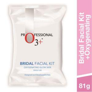 O3+ Bridal Facial Kit Oxygenating Glow Skin - 81gm