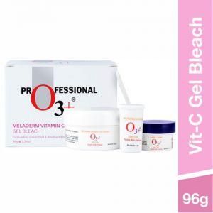 O3+ Meladerm Vitamin C Gel Bleach - 96gm