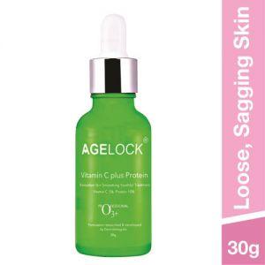 O3+ Age Lock Vitamin C Plus Protein Serum