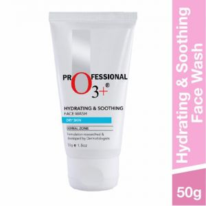 O3+ Hydrating & Soothing Face Wash