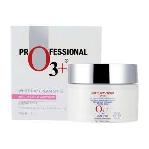 O3+ Dermal Zone White Day Cream SPF 15