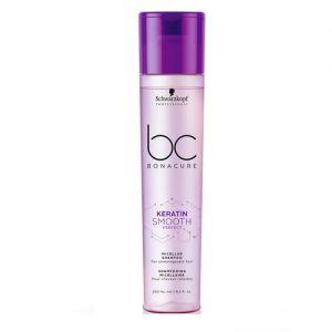 Schwarzkopf Professional Bonacure Keratin Smooth Perfect Micellar Shampoo