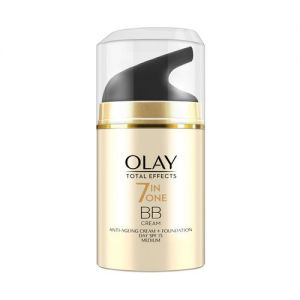 Olay Total Effects 7 In One Touch Of Foundation BB Cream Day SPF 15