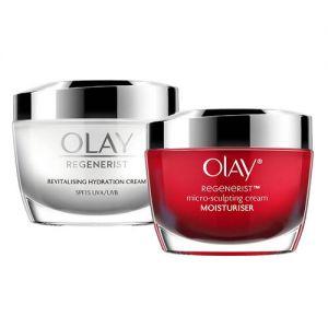 Olay Regenerist Day & Night Cream Regime