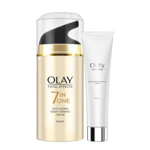 Olay White Radiance Day + Total Effects Night Combo