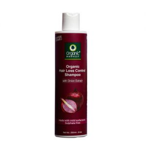Organic Harvest Onion Shampoo For Hair Fall Control & Hair For All Type Hair