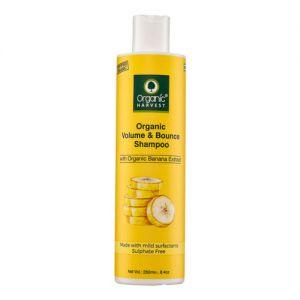 Organic Harvests Pure Banana Extract Volumizing Shampoo