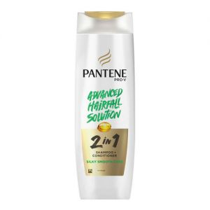 Pantene 2 In 1 Silky Smooth Care Shampoo + Conditioner