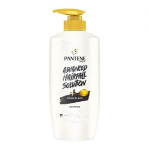 Pantene Advanced Hair Fall Solution Long Black Shampoo(650ml)