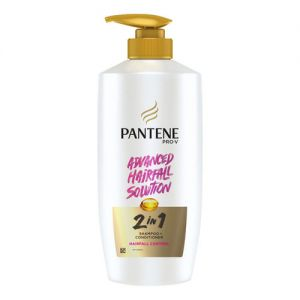 Pantene 2 In 1 Hairfall Control Shampoo + Conditioner-650ml