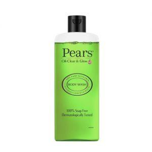 Pears Oil Clear & Glow Body Wash