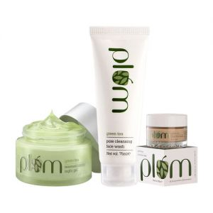 Plum Oily Skin Favourites Trio