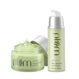 Plum Green Tea Clear Skin Specialist Duo