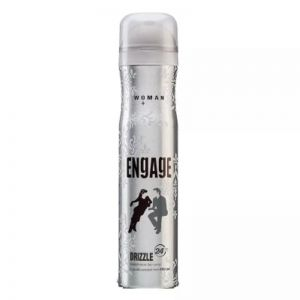 Engage Woman Plus Bodylicious Deo Spray - Drizzle