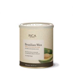 Rica Brazilian Wax With Avocado Butter