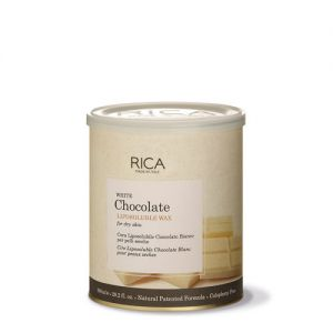Rica White Chocolate Liposoluble Wax For Dry Skin