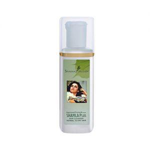 Shahnaz Husain Improved Formula Shamla Plus Hair Cleanser Normal To Dry Hair
