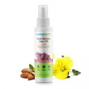Mamaearth Root Restore Hair Oil
