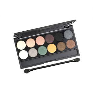 Swiss Beauty 12 Ultra Professional Eyeshadows - 02