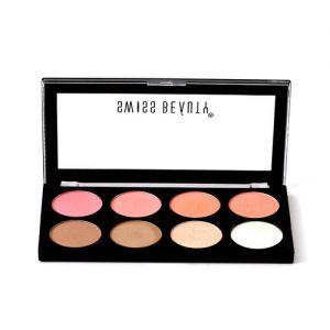Swiss Beauty Ultra Blush Palette - Shade 02