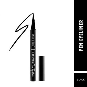 Swiss Beauty HD Stroke Pen Eyeliner - Black