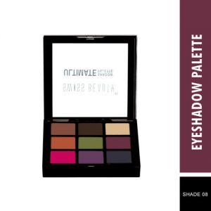 Swiss Beauty Ulimate Shadow Palette - Shade 08