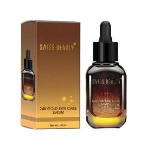 Swiss Beauty 24 K Gold Skin Care Serum