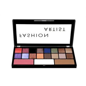 Swiss Beauty Fashion Artist Eyeshadow & Blusher Palette - 05
