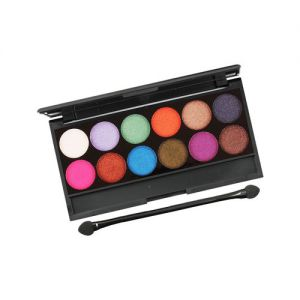 Swiss Beauty 12 Ultra Professional Eyeshadows - 04