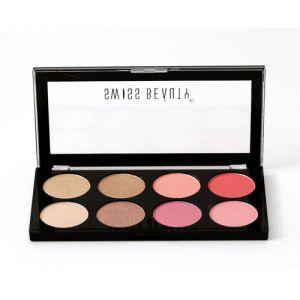 Swiss Beauty Ultra Blush Palette - Shade 01