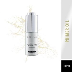 Swiss Beauty Prime & Fine Primer Oil
