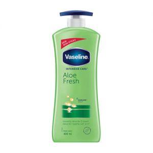 Vaseline Intensive Care Aloe Fresh Body Lotion - 400ml