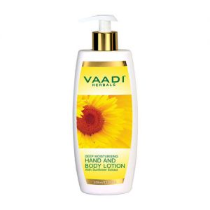 Vaadi Herbals Hand & Body Lotion With Sunflower Extract