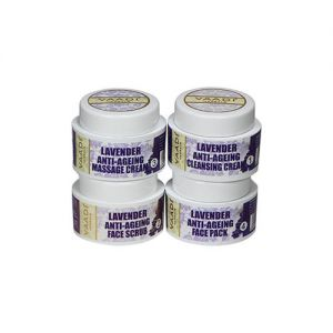 Vaadi Herbals Lavender Anti Ageing Spa Facial Kit with Extract of Rosemary