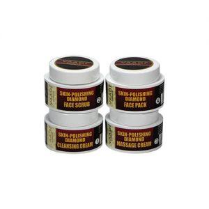 Vaadi Herbal Skin - Polishing Diamond Facial Kit