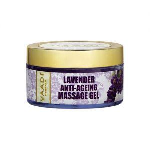 Vaadi Herbals Lavender Anti -ageing Massage Gel